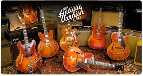 Antique Varnish Series