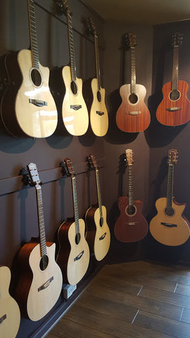 Eastman Acoustic Guitars