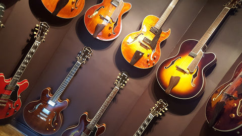 Eastman Archtop Guitars