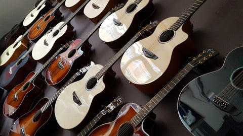Faith Guitars In Stock