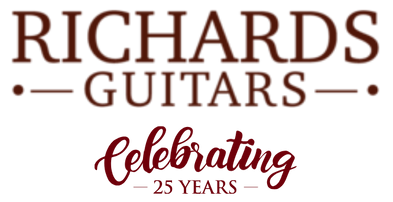 Richards Guitars Of Stratford Upon Avon