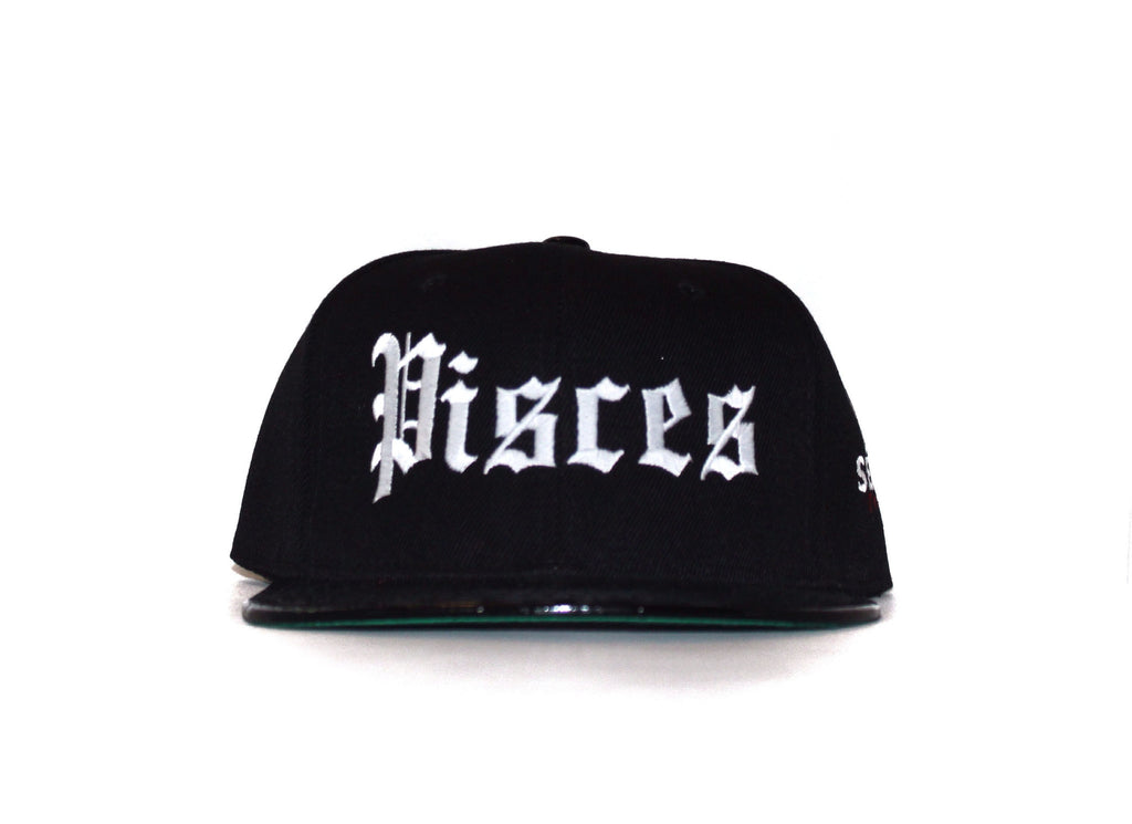 The Vintage 'Pisces' Snapback