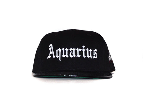 The Vintage 'Aquarius' Snapback
