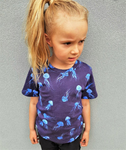Jellyfish Kids Tshirt