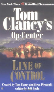 Line of Control (Tom Clancy's Op-Center, Book 8)