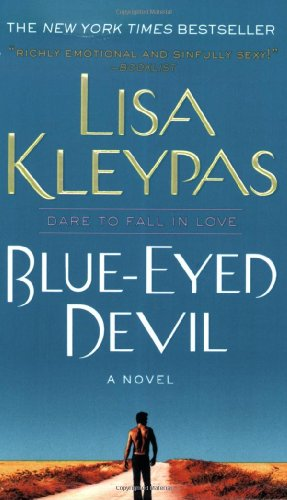 Blue-Eyed Devil: A Novel (The Travis Family)