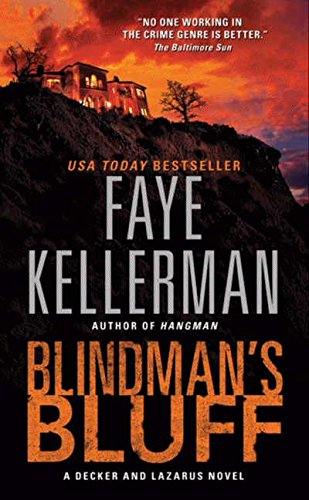 Blindman's Bluff (Decker/Lazarus Novels)
