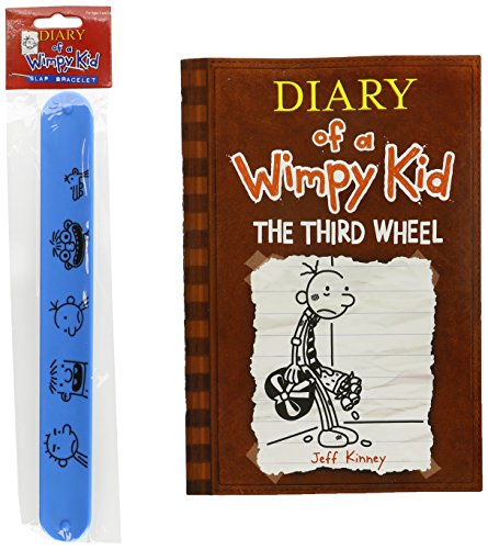 The Third Wheel (Diary of a Wimpy Kid Book 7) - The Bearded Veteran