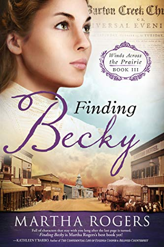 Finding Becky: Winds Across the Prairie, Book Three