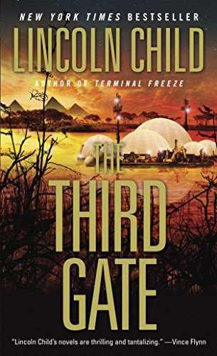 The Third Gate (Jeremy Logan Series)