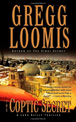 The Coptic Secret (Lang Reilly Thrillers)
