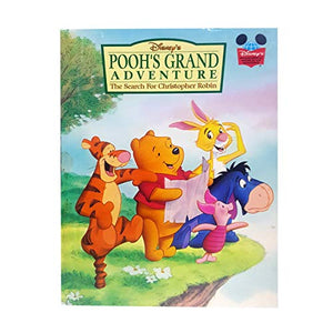 Pooh's Grand Adventure: The Search for Christopher Robin (Disney's Wonderful World of Reading)