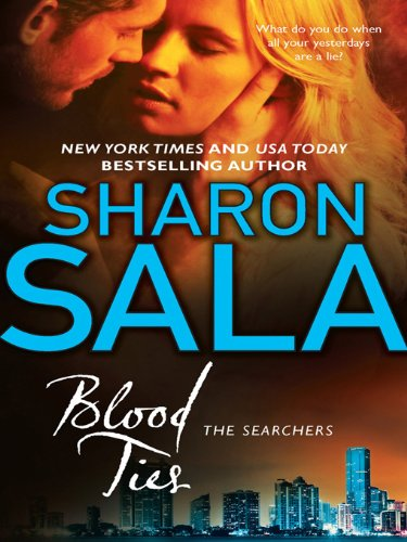 Blood Ties (The Searchers Book 2) - The Bearded Veteran