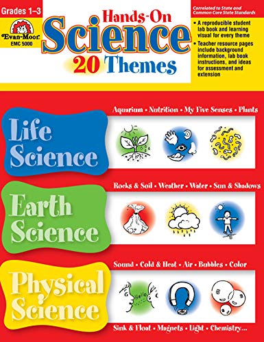 Hands-On Science -- 20 Themes, Grades 1-3 - The Bearded Veteran