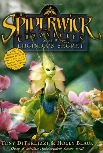 Lucinda's Secret: Movie Tie-in Edition (3) (The Spiderwick Chronicles)