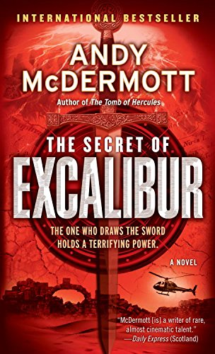 The Secret of Excalibur: A Novel (Nina Wilde & Eddie Chase series Book 3) - The Bearded Veteran