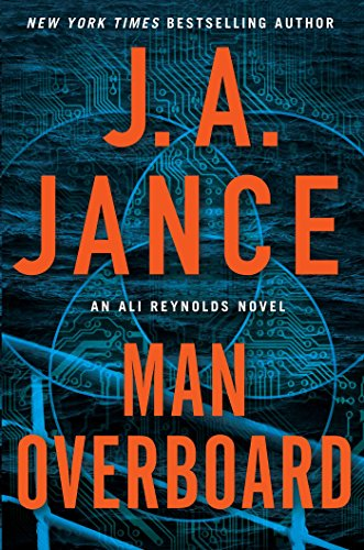 Man Overboard: An Ali Reynolds Novel (12) (Ali Reynolds Series)