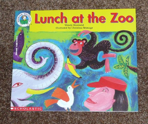 Lunch at the Zoo (Reading Discovery)