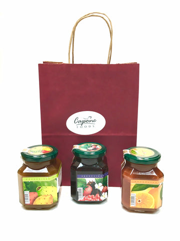 Fiasconaro Preserves from Sicily