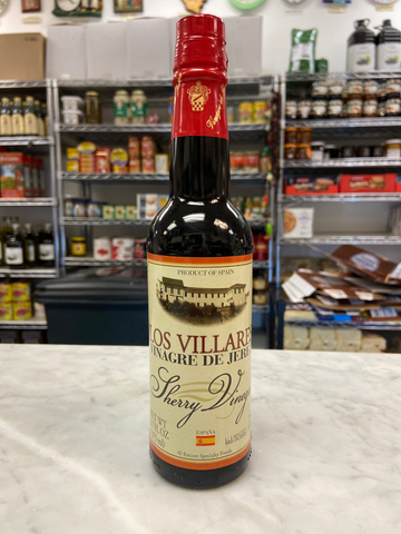 Sherry Vinegar - Los Villares