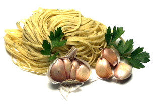 Fresh Pasta - Garlic & Parsley