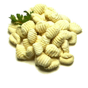Plain Cheese Gnocchi
