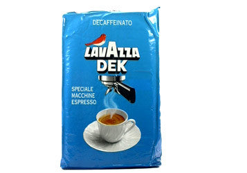 Lavazza Dek Decaffeinated Coffee Beans