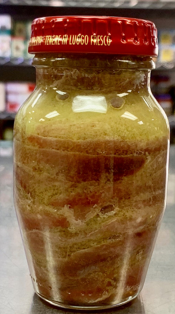 Anchovies in Jar - Scalia