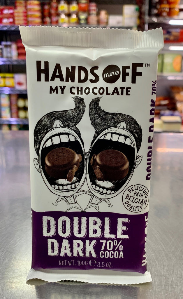 Hands Off My Chocolate - Double Dark 70%