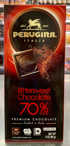 Bittersweet Dark Chocolate 70% - Perugina