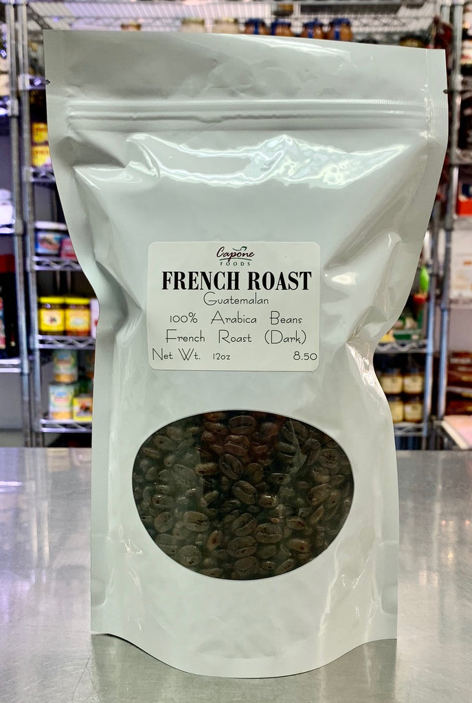 Copy of French Roast Coffee sold by the pound