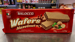 Hazelnut Wafer Cookies - Balocco