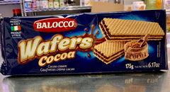 Chocolate Wafer Cookies - Balocco