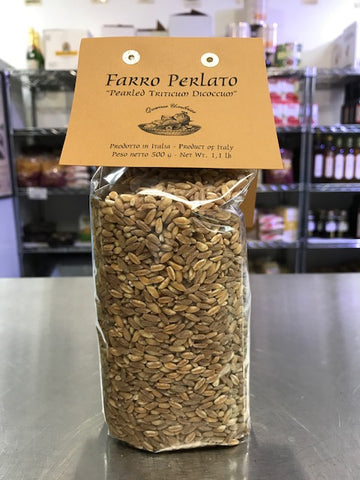 Farro Perlato from Umbria