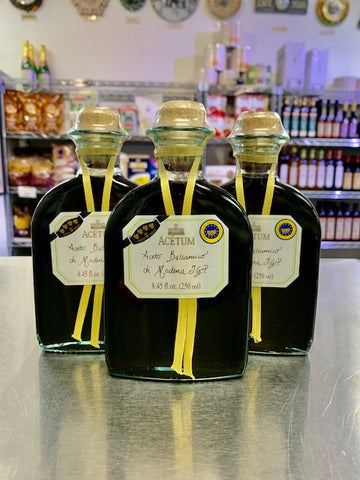 Acetum Balsamic - Flask 3 pack