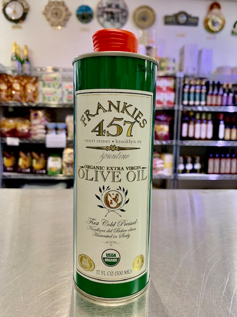 Frankies 457 Organic Extra Virgin Oilive Oil
