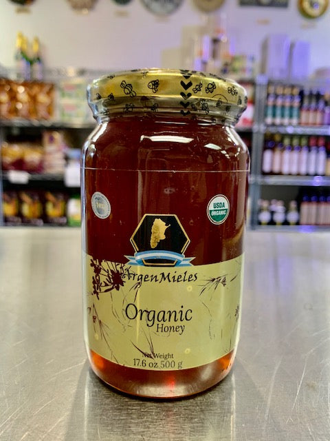 Argenmieles- Organic Honey from Argentina