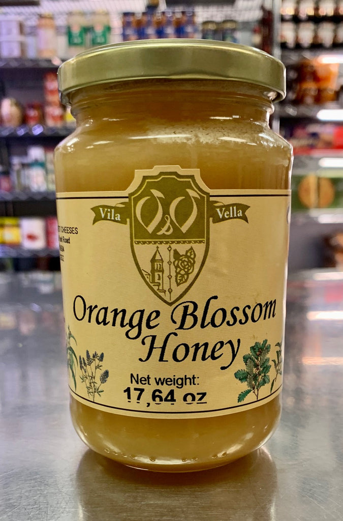 Orange Blossom Honey - Vila Vella