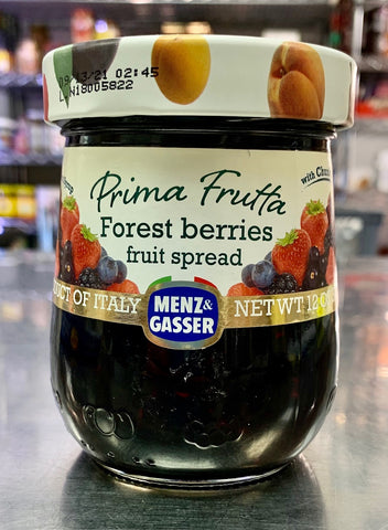Prima Frutta Forest Berries Fruit Spread