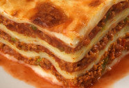 Lasagna with Beef 6lbs.