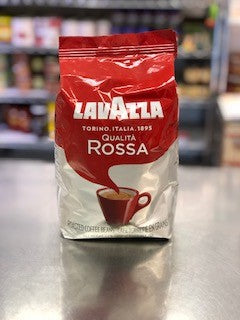 Lavazza Rossa Coffee Beans - Sold by the pound