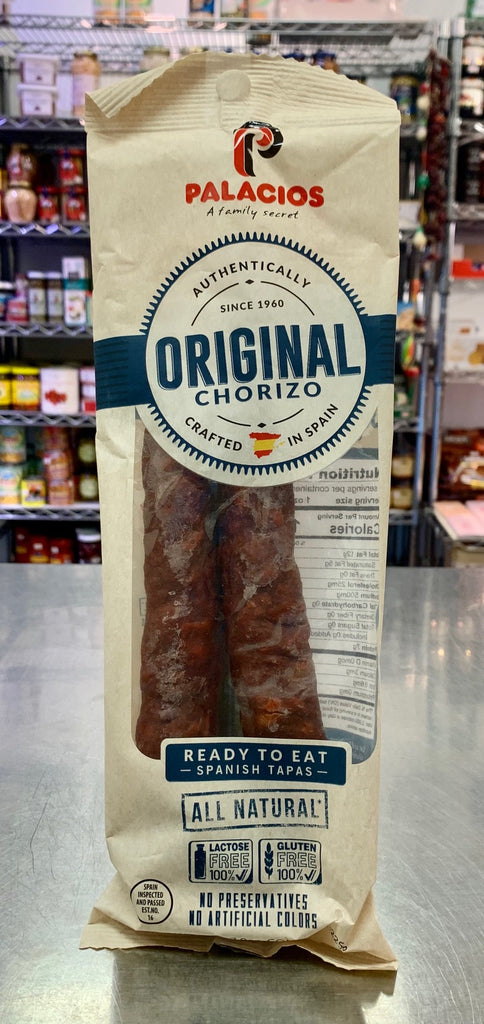 Chorizo from Spain - Palacios