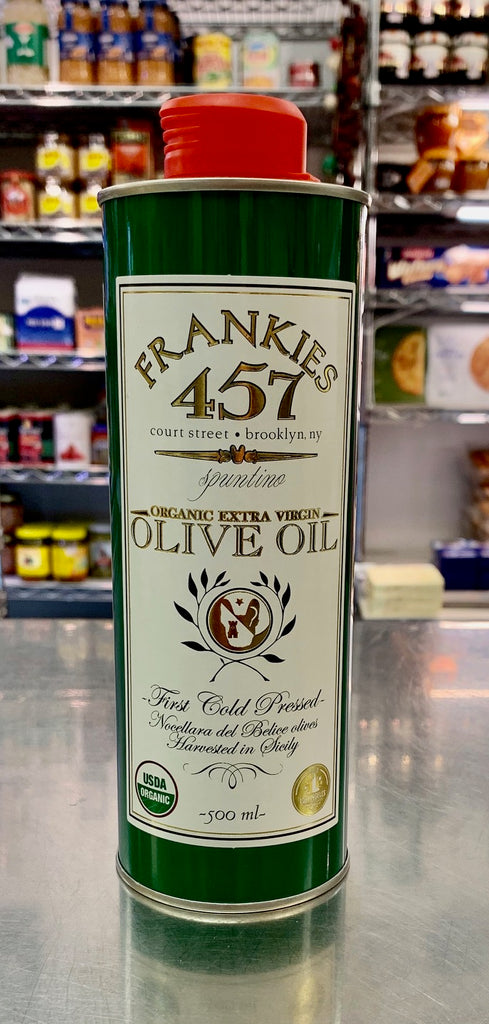 Frankies Organic Extra Virgin Olive Oil