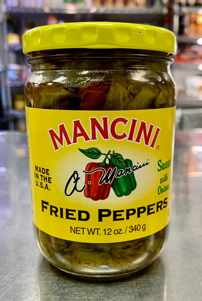 Mancini Fried Peppers
