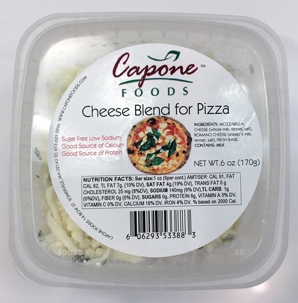 Pizza Cheese Blend