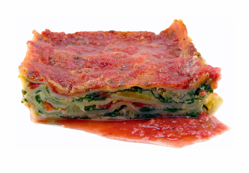 Large Vegetable Lasagna