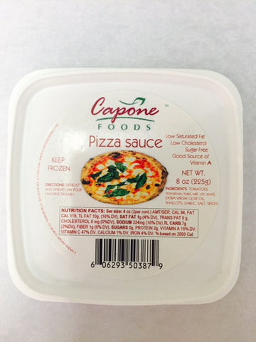 Pizza Sauce 8 oz.