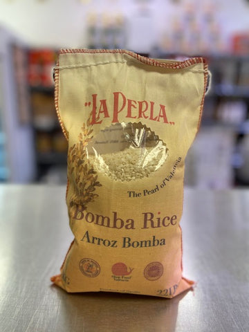 Arroz Bomba - Spanish Rice