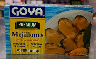 Mussels in Pickled Sauce - Goya