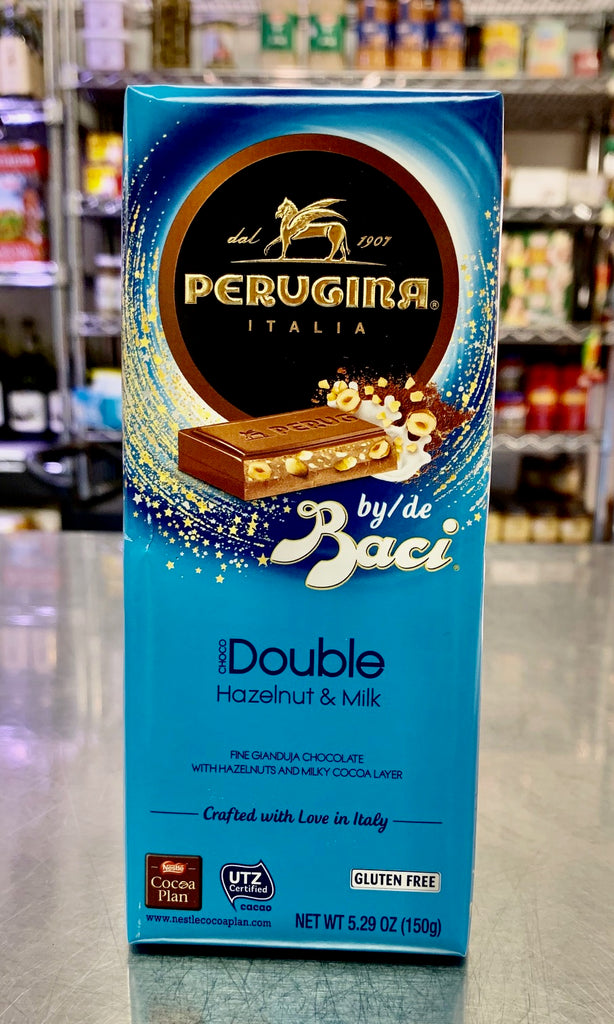 Double Hazelnut & Milk Chocolate - Perugina